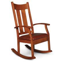 See Details - Newton Rocker, Wood Seat