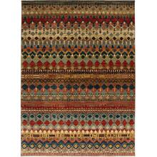 "Spice Market Saigon Multi 18""x18"" Sample"