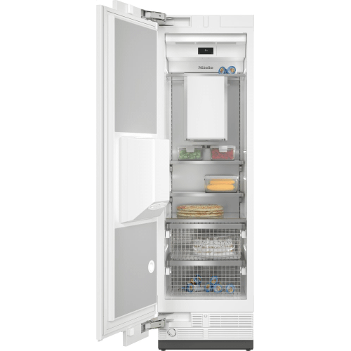 F 2671 Vi - MasterCool™ freezer For high-end design and technology on a large scale.