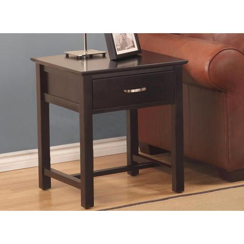 - Brooklyn 1 Drawer End Table