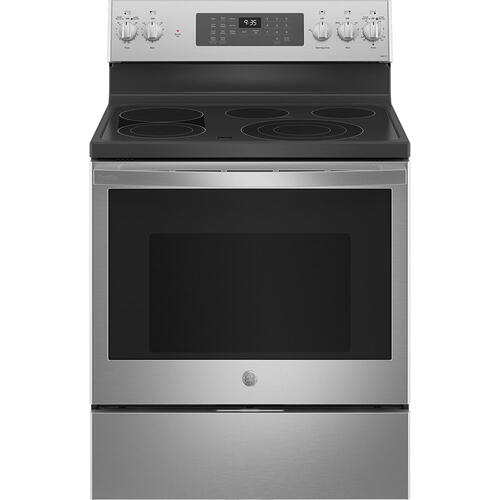Electric Unitized Spacemaker 4.4 cu ft Diamond Gray GE - GUD37ESMMDG