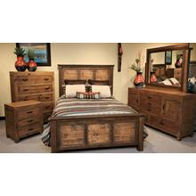 Ashton Queen Bed W/Drawers