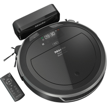 Scout RX2 Home Vision - SLQL0 30 - Robot vacuum cleaner with live image feed and 2 hours runtime with the best cleaning performance.