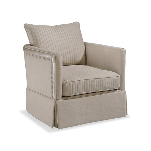 Taylor King - Laucala swivel chair