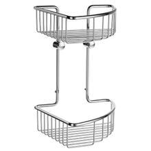 See Details - Double Corner Shower Basket