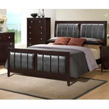 See Details - Sandy 3pc Cal-king Bed