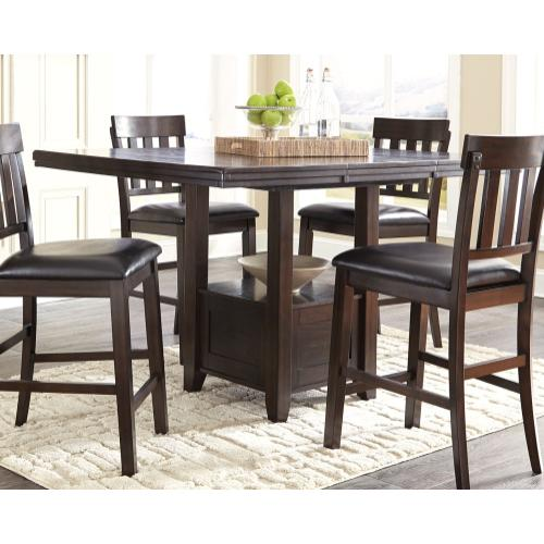 Haddigan Counter Height Dining Room Extension Table