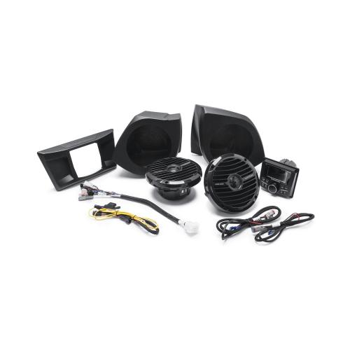 Rockford Fosgate - Stereo and Front Speaker Kit for select YXZ® models
