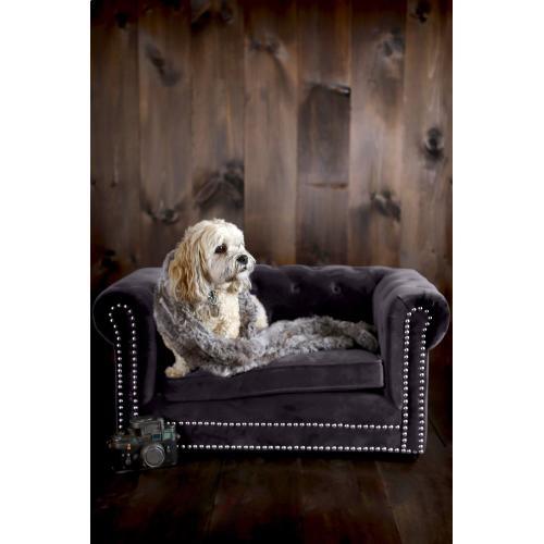 Husky Grey Pet Bed