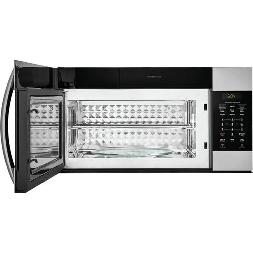 Gallery - Frigidaire Gallery 1.5 Cu. Ft. Over-The-Range Microwave with Convection