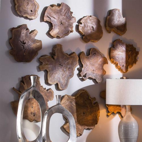 Uttermost - Kalani Wood Wall Decor, S/3