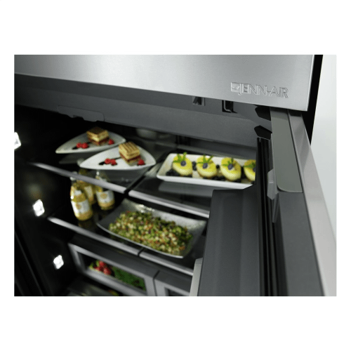 Jenn-Air® 36-Inch Built-In French Door Refrigerator