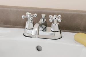 Centreset Bathroom Faucet Product Image