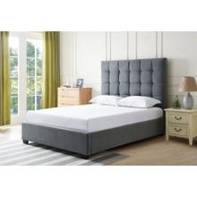 Paramount Slate - Queen Size Bed