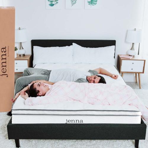 "Modway - Jenna 10"" Full Innerspring Mattress"