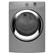 7.4 cu. ft. Duet® Steam Dryer with Wrinkle Shield Plus Option with Steam