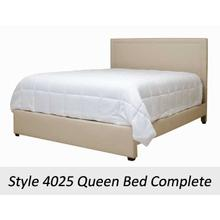 Graham Red 4025QHB - 4025 Queen Headboard