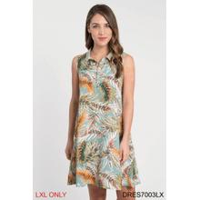 See Details - Panama Sleeveless Dress - L/XL (2 pc. ppk.)
