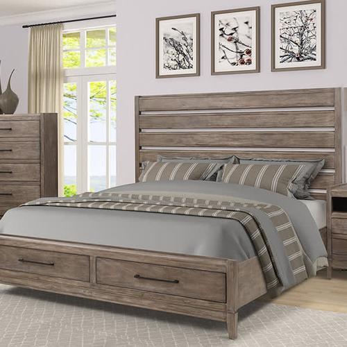Montrose King Bed