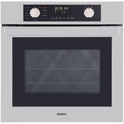 "Galanz 24"" Wall Oven in Stainless Steel"