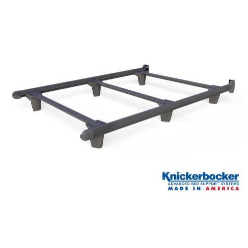 Knickerbocker - Grey Full EmBrace™ Bed Frame
