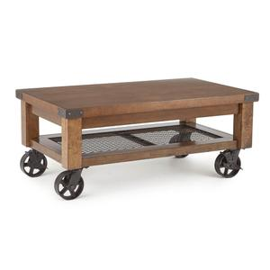 Steve Silver Co.Hailee Cocktail Table w/Casters