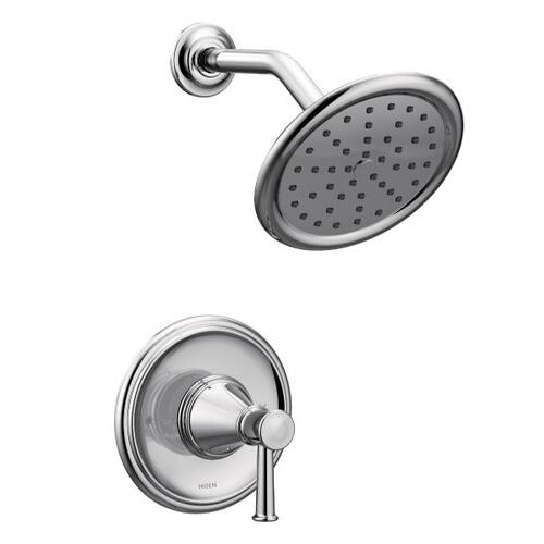 Belfield chrome posi-temp® shower only