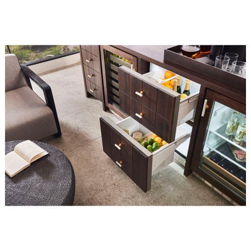 Monogram - Monogram Double-Drawer Refrigerator