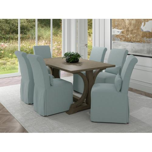 Newport Slipcovered Dining Chair