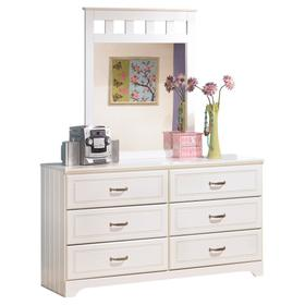 See Details - Lulu Dresser and Mirror