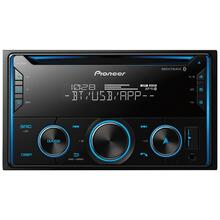 Double-DIN In-Dash CD Receiver with Bluetooth®