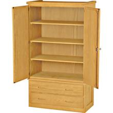 See Details - Shelf Armoire