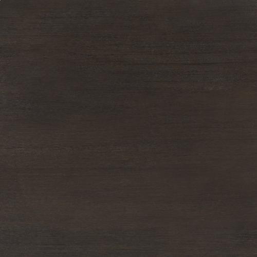 Safavieh - Shannon 2 Door Chest - Dark Espresso / Black Mirror