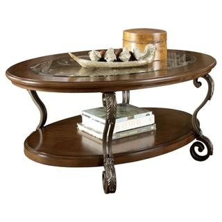 See Details - Oval Cocktail Table