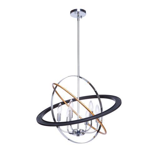 Artcraft - Cosmic CL15116 Chandelier