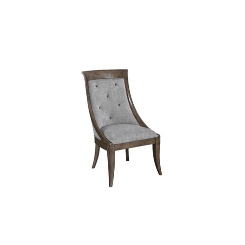 Landmark Tufted Sling Chair