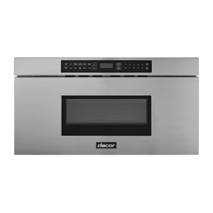 "Dacor30"" Microwave-In-A-Drawer, Silver Stainless Steel"