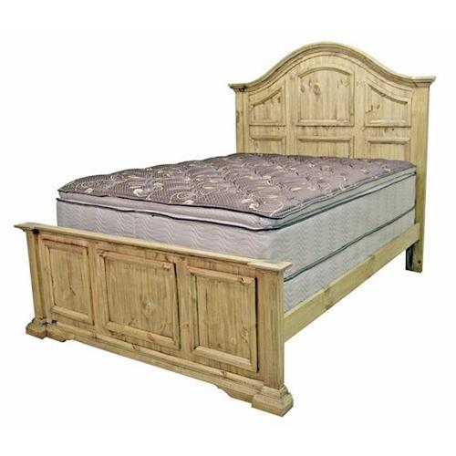 King Mexia Bed