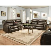 Maybel Double Reclining Console Sofa