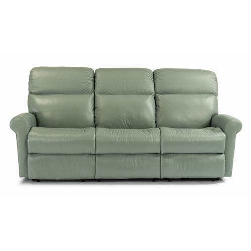 Flexsteel - Davis Power Reclining Sofa