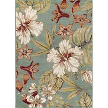 Capri - CPR1012 Seafoam Rug (Multiple sizes available)