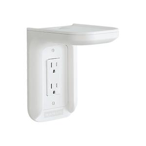 White- Sanus Outlet Shelf