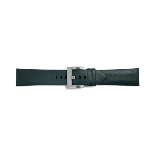 Leather Strap Nappa (22mm) Green