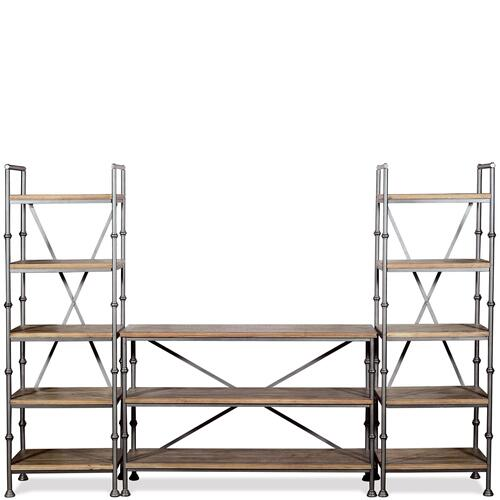 Revival - Console Table - Spanish Grey Finish