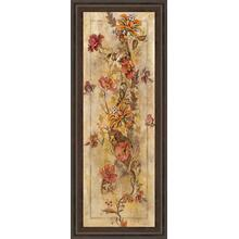 """Fleur Delicate I"" By Georgie Framed Print Wall Art"