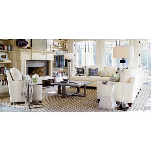 "Bassett Furniture - Salem Oak 42"" Square Cocktail"