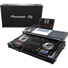 Flight case for the DDJ-RZ, DDJ-SZ2 and DDJ-SZ