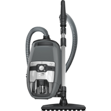 Bagless canister vacuum cleaners With high suction power and telescopic tube for thorough, convenient vacuuming.