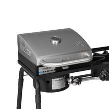 SS BBQ Grill Box - 1 Burner