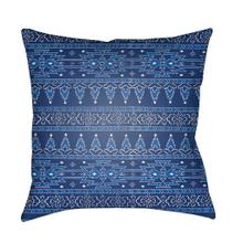 "Indigo Blues ID-022 20"" x 20"""